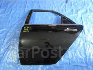 Дверь боковая. Toyota Mark II Wagon Blit, JZX110, JZX110W Toyota Mark II, JZX110 Двигатель 1JZGTE