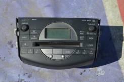 Cd-проигрыватель. Toyota RAV4, ACA31