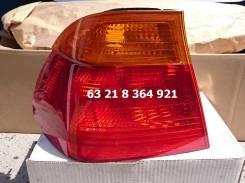 Стоп-сигнал. BMW 3-Series, E46 Двигатели: M52TUB25, M54B25, M52TUB28, M54B22, N42B20, M43B19, M54B30