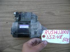 Стартер. Toyota Rush, J200E Двигатель 3SZVE