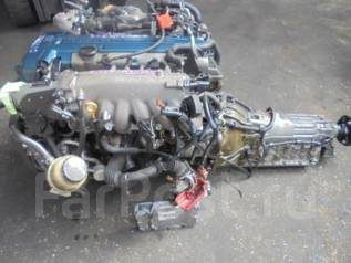 Двигатель в сборе. Toyota Crown Toyota Aristo, JZS161 Toyota Supra Toyota Chaser Двигатель 2JZGTE