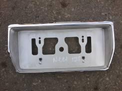 Рамка для крепления номера. Toyota Crown, JZS175W Двигатель 2JZFSE