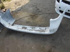 Бампер на Toyota Land Cruiser Prado