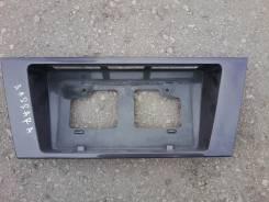 Рамка для крепления номера. Nissan Bassara, JU30 Двигатель KA24DE