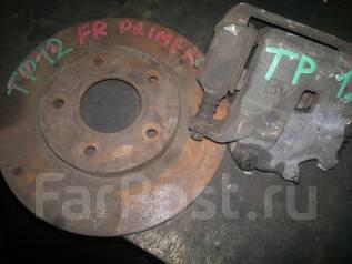 Суппорт тормозной. Nissan Primera, TP12