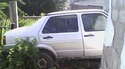 Джетта по частям. Volkswagen Jetta