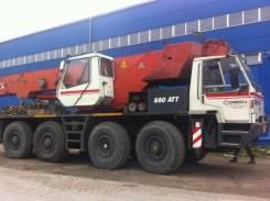 Terex-Bendini 680 ATT. Автокран Bendini 680 att (60 тонн), 59,00м.