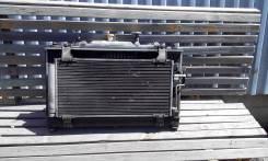 Радиатор охлаждения двигателя. Mazda Atenza Sport, GY3W, GYEW Mazda Atenza, GGES, GG3S, GG3P, GGEP