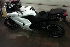 Kawasaki Ninja 250R. исправен, птс, с пробегом