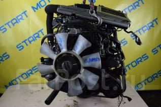 Двигатель. Mitsubishi Pajero, V46W Двигатель 4M40