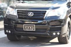 Обвес кузова аэродинамический. Lexus GX460. Под заказ