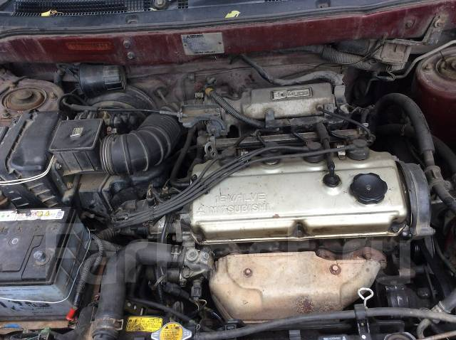 митсубиси шариот заглох двигатель 4g63