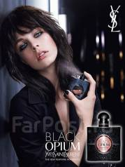 "YSL""Black Opium"" woman edP 100ml тестер - аромат для женщин"