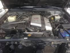 Двигатель в сборе. Toyota Land Cruiser, UZJ100, UZJ100L, UZJ100W Toyota Land Cruiser Cygnus, UZJ100W Lexus LX470, UZJ100 Двигатель 2UZFE