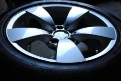 Оригинальные BMW 5 на шинах R17 225/50 Yokohama Earth. 7.5x17 5x120.00 ET20 ЦО 74,1мм.