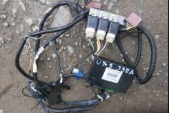 Кнопка включения аварийной сигнализации. Honda Saber, UA5 Двигатель J32A