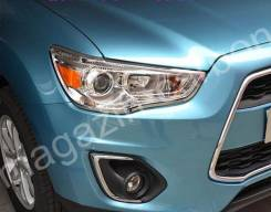 Накладки на оптику Mitsubishi RVR 2010-2015