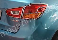 Накладки на оптику Mitsubishi ASX 2010-2015