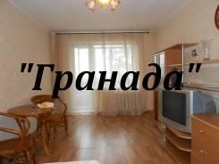 1-комнатная, улица Хабаровская 2. Первая речка, агентство, 34 кв.м. Комната