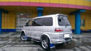 Губа. Mitsubishi Delica. Под заказ