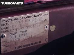 Редуктор. Toyota Hilux Surf, KZN130G, KZN130W Двигатель 1KZTE