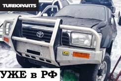 Фара. Toyota Hilux Surf, VZN130G, LN130W, LN130G, KZN130G, KZN130W, YN130G Двигатели: 2LT, 3VZE, 3YE, 2LTE, 1KZTE