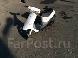 скутер чихает и не заводится honda dio