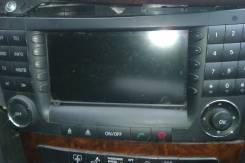 Магнитола. Mercedes-Benz E-Class, 211 Двигатель 112