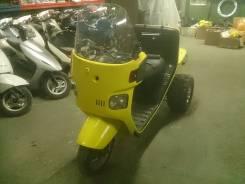 Honda Gyro Canopy. 70 куб. см., исправен, без птс, с пробегом