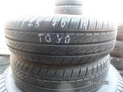 Toyo Teo Plus. Летние, износ: 5%, 2 шт