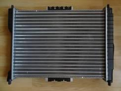 Радиатор охлаждения двигателя. Daewoo Lanos Chevrolet Lanos