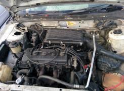Коробка для блока efi. Nissan Pulsar, FN15 Двигатель GA15DE