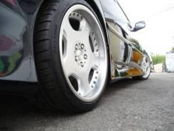 OZ Racing Jaguar XJ BMW R18 с шинами 245/45 Sunew 90%. 8.5x18 5x120.65 ET29