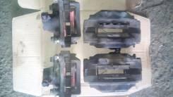 Суппорт тормозной. Toyota Land Cruiser Prado, KZJ78 Двигатель 1KZTE