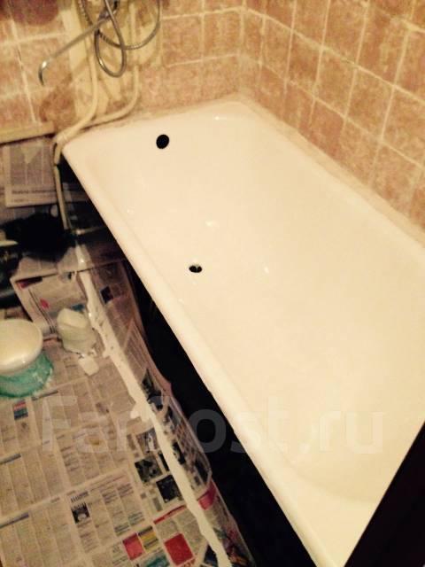 Реставрация ванн.