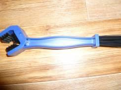 Щетка для чистки мото, вело цепи