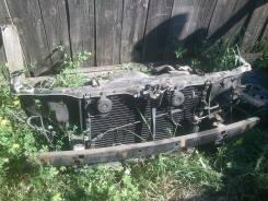 Рамка радиатора. Toyota Crown, GS151, GS151H Двигатель 1GFE