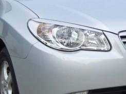Накладка на фару. Hyundai Elantra, XD Hyundai Avante Двигатель G4GR