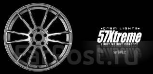 RAYS Gram Lights. 9.5x18, 4x100.00, 5x100.00, 5x114.30, ET12, ЦО 73,1мм. Под заказ