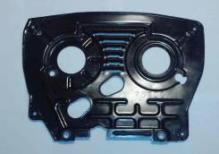 Накладка задн ГБЦ 13570-75T00. Nissan: Cedric, Leopard, Stagea, Skyline, Cefiro, Gloria, Laurel Двигатели: RB25DET, RB25DE