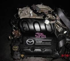 Продажа двигатель на Mazda MPV LWFW AJ