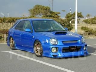 Заглушка бампера. Subaru Impreza, GDB