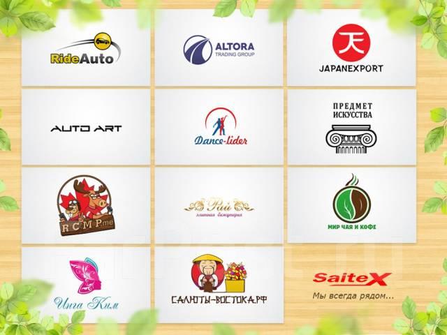 Создаем фирменный стиль: логотипы, визитки, листовки и т. п. (Saitex)