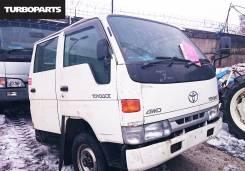 Дверь боковая. Toyota Toyoace Toyota ToyoAce, LY152 Двигатель 5L