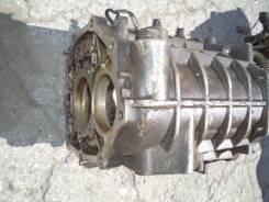 Механическая коробка переключения передач. Nissan Atlas, R4F23 Двигатель QD32