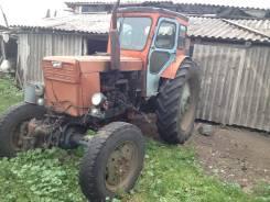 ЛТЗ Т-40АМ. Трактор Т-40 в хорошем состояние