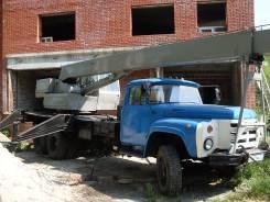 ЗИЛ 133ГЯ. Автокран ГЯ 133 Зил, 10 800 куб. см., 10 000 кг., 15 м.