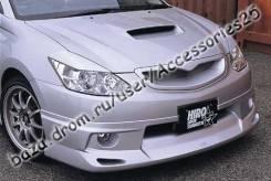 Накладка на фару. Toyota Caldina, ZZT241W, AZT246W, ST246W, AZT241W