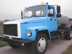 ГАЗ 3309. Газ 3309 вакуумная, 4 750куб. см. Под заказ