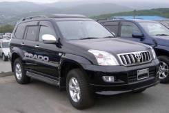 Toyota Land Cruiser Prado. 120, 3RZ